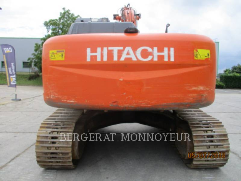 HITACHI TRACK EXCAVATORS ZX280LC equipment  photo 4