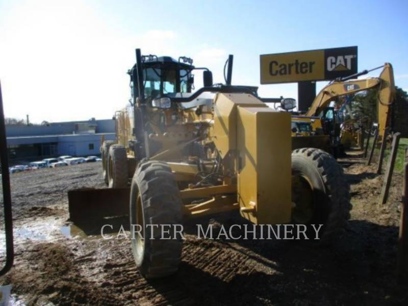 CATERPILLAR RÓWNIARKI SAMOBIEŻNE 140M3 RIP equipment  photo 5