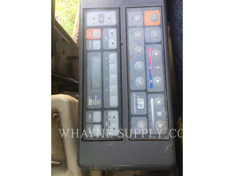 CATERPILLAR TRACK EXCAVATORS 308CCR equipment  photo 15