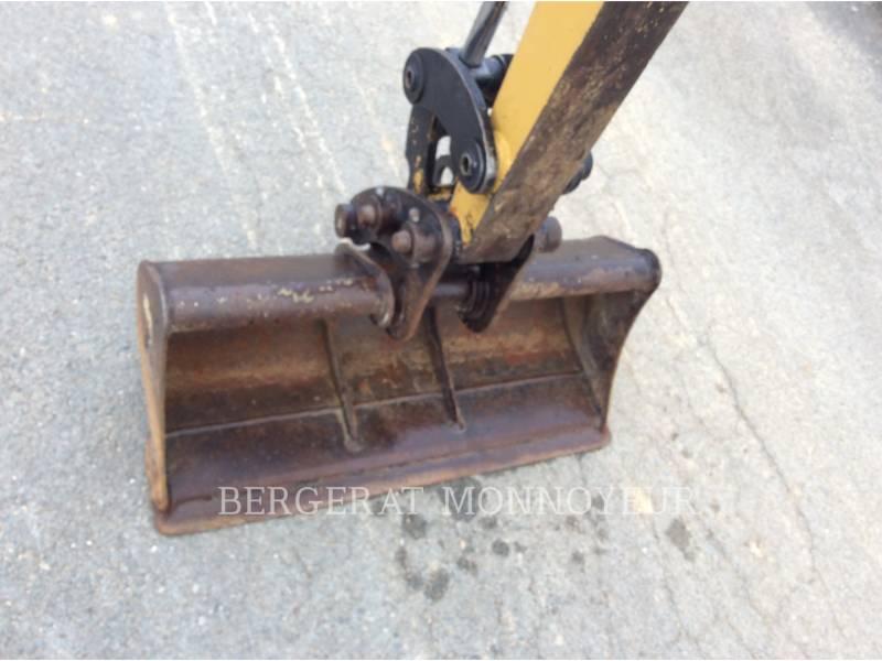 CATERPILLAR KOPARKI GĄSIENICOWE 301.5 equipment  photo 9