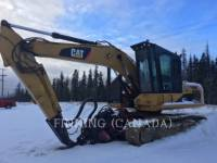 Equipment photo CATERPILLAR 320D FM Forestal - Procesador 1