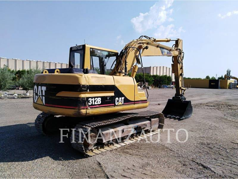 CATERPILLAR KETTEN-HYDRAULIKBAGGER 312B equipment  photo 3