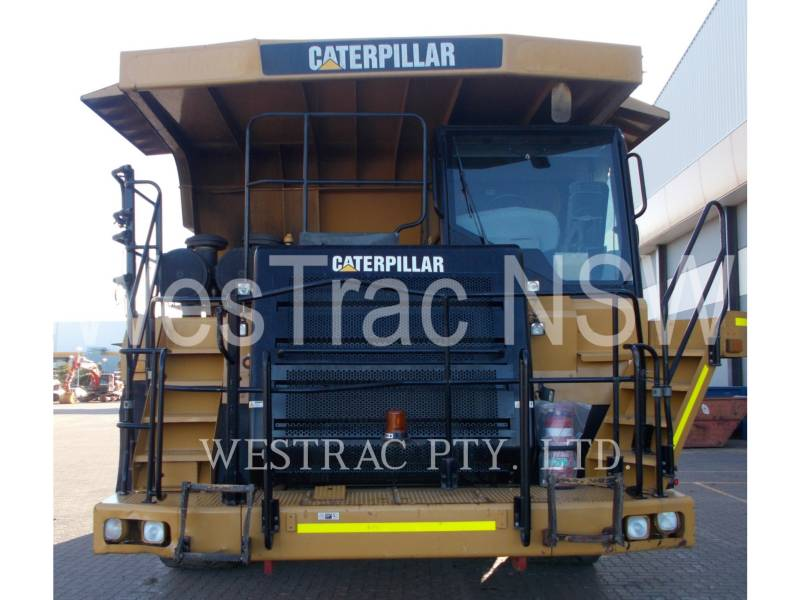 CATERPILLAR CAMIONES RÍGIDOS 773F equipment  photo 6