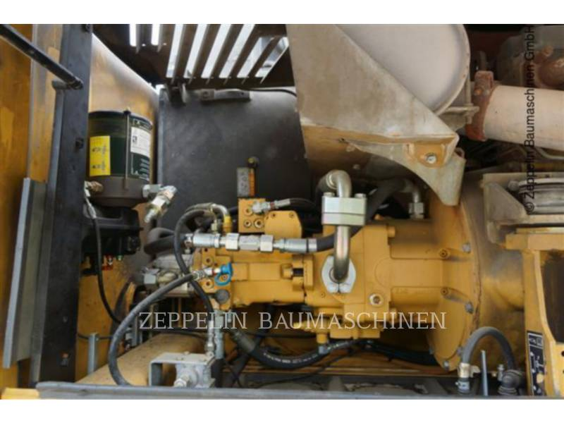 CATERPILLAR EXCAVADORAS DE RUEDAS M318DMH equipment  photo 6