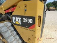 CATERPILLAR DELTALADER 299D equipment  photo 22