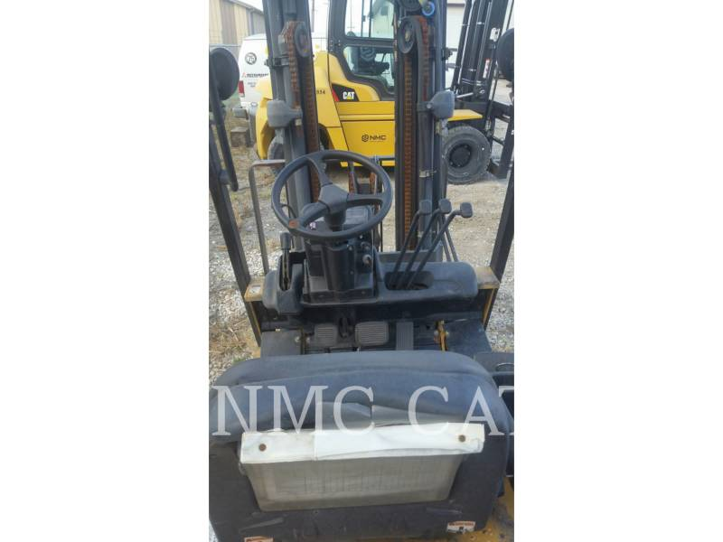CATERPILLAR LIFT TRUCKS FORKLIFTS GC25K_MC equipment  photo 3