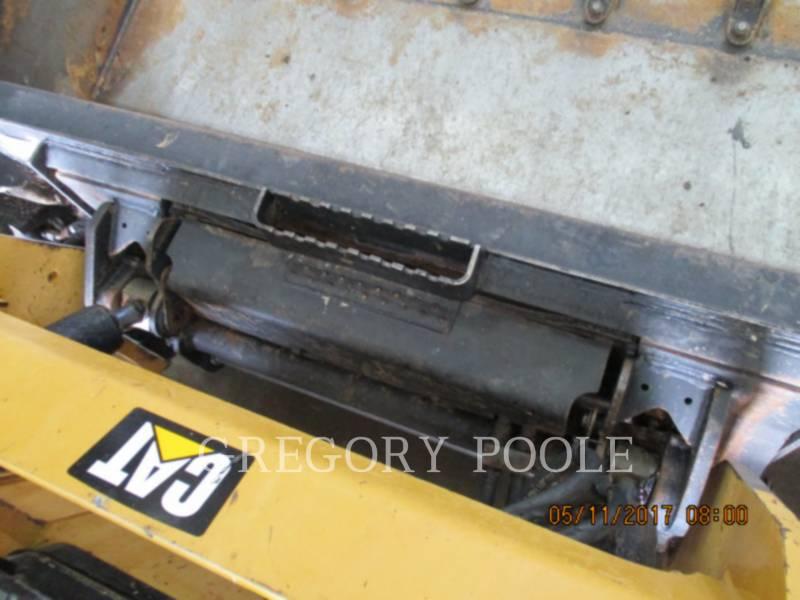 CATERPILLAR CARREGADEIRAS TODO TERRENO 259D equipment  photo 8
