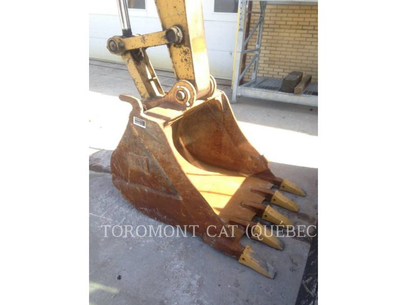 CATERPILLAR TRACK EXCAVATORS 312DL equipment  photo 7