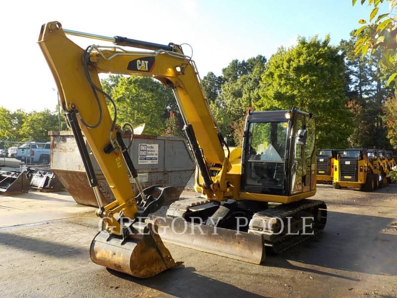 Caterpillar EXCAVATOARE PE ŞENILE 308E2CRSB equipment  photo 1