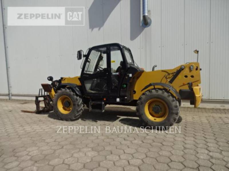 CATERPILLAR TELEHANDLER TH414C equipment  photo 6