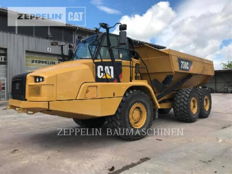 CATERPILLAR MULDENKIPPER 730C equipment  photo 5