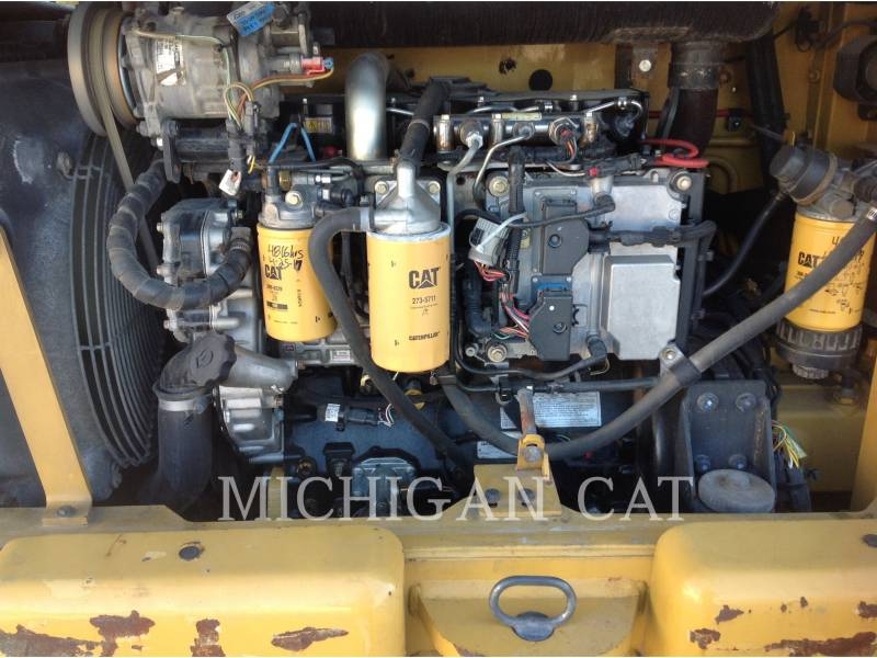 CATERPILLAR CHARGEURS SUR PNEUS/CHARGEURS INDUSTRIELS IT14G2 A equipment  photo 6