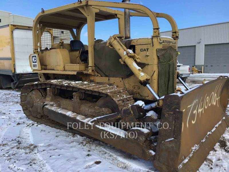 CATERPILLAR TRACTEURS SUR CHAINES D7F equipment  photo 9