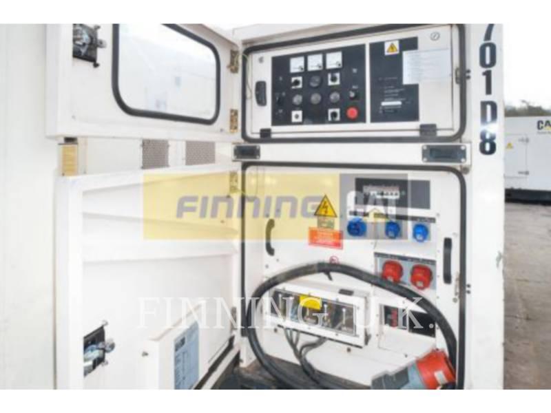 CATERPILLAR 固定式発電装置 XD80 equipment  photo 4