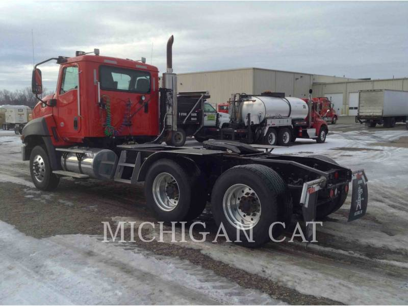 CATERPILLAR ON HIGHWAY TRUCKS CT660 T13A6 equipment  photo 3