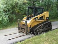 CATERPILLAR MULTI TERRAIN LOADERS 267 equipment  photo 1