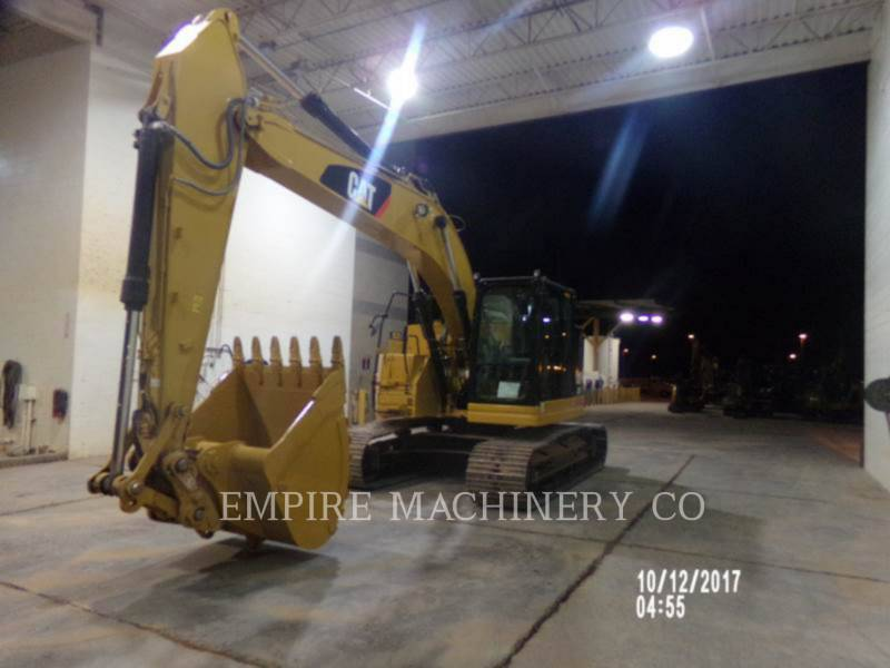 CATERPILLAR PELLES SUR CHAINES 325F LCR equipment  photo 4