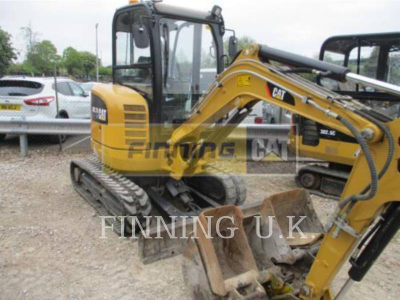 CATERPILLAR TRACK EXCAVATORS 302.7D CAB equipment  photo 1