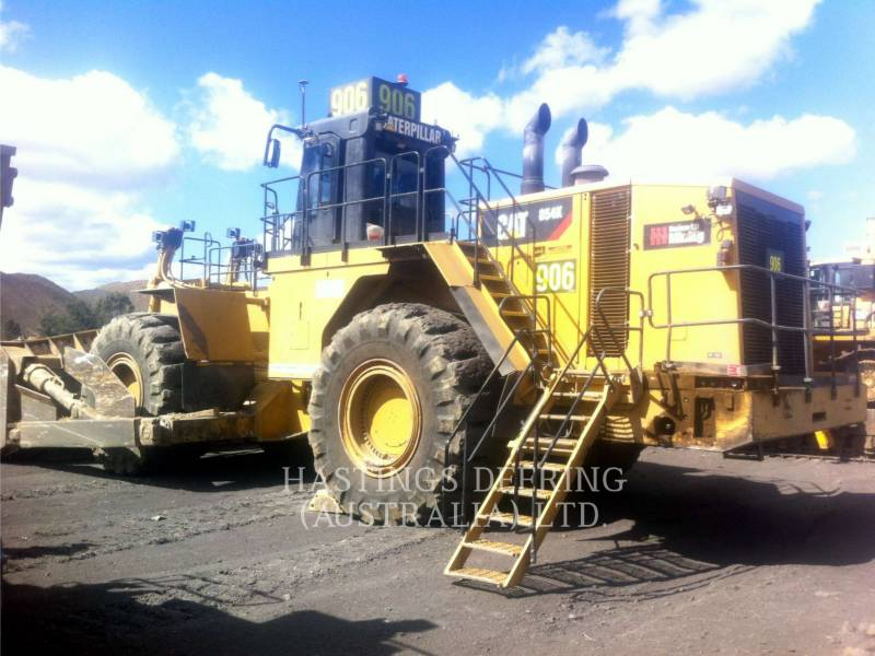 CATERPILLAR WHEEL DOZERS 854K equipment  photo 2