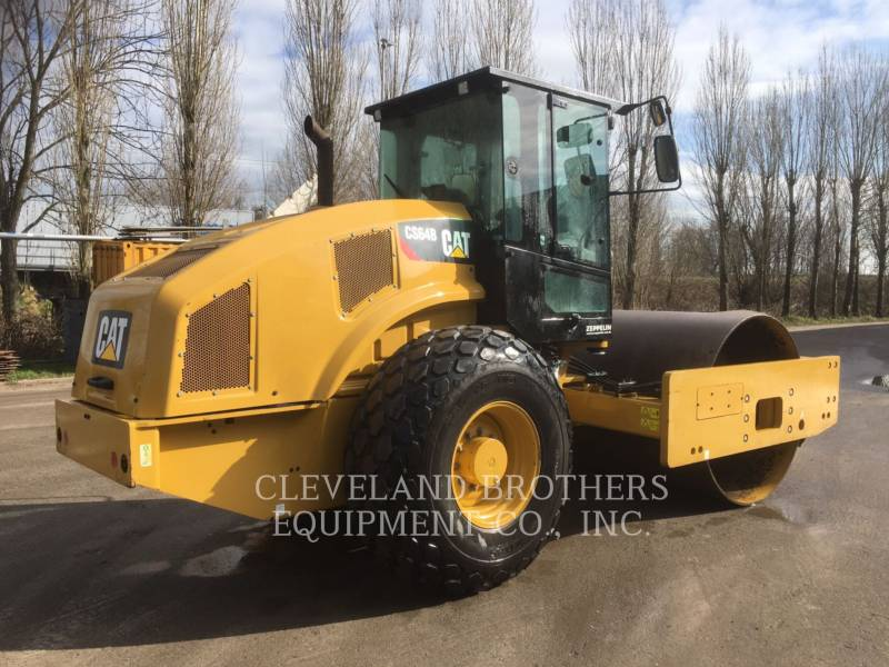 CATERPILLAR VERDICHTER CS64B equipment  photo 4