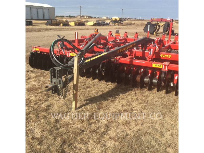 SUNFLOWER MFG. COMPANY CHARRUE SF4213-15 equipment  photo 5