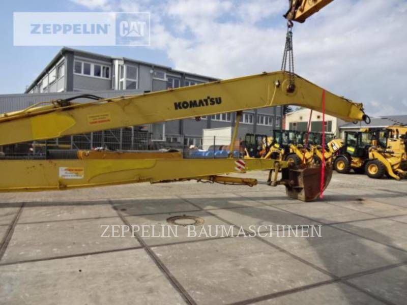 KOMATSU LTD. KETTEN-HYDRAULIKBAGGER PC340NLC equipment  photo 5