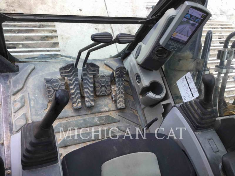 CATERPILLAR PELLES SUR CHAINES 349EL equipment  photo 6
