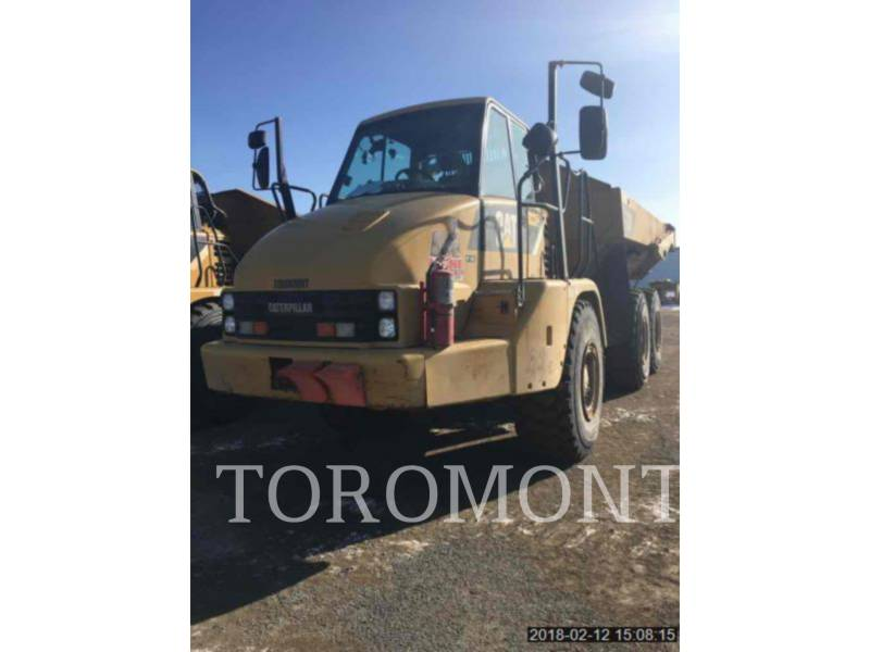 CATERPILLAR TOMBEREAUX DE CHANTIER 730 equipment  photo 1