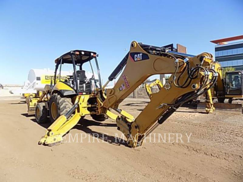CATERPILLAR BACKHOE LOADERS 450F equipment  photo 3