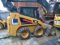 Equipment photo CATERPILLAR 216B3 MINICARGADORAS 1
