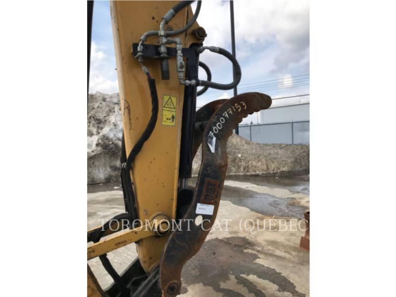 CATERPILLAR KETTEN-HYDRAULIKBAGGER 308ECRSB equipment  photo 7
