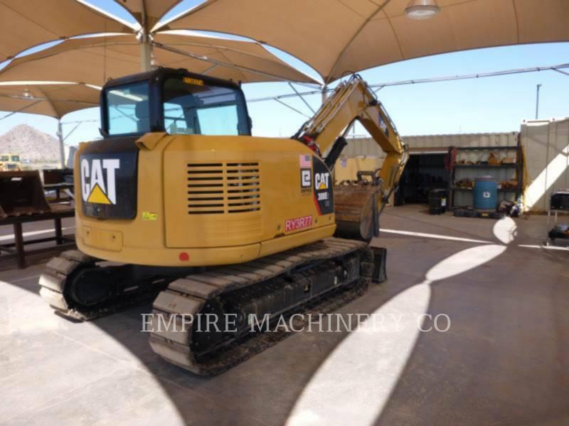 CATERPILLAR EXCAVADORAS DE CADENAS 308E2 SB equipment  photo 2