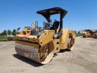 Equipment photo CATERPILLAR CB54 ASPHALT PAVERS 1