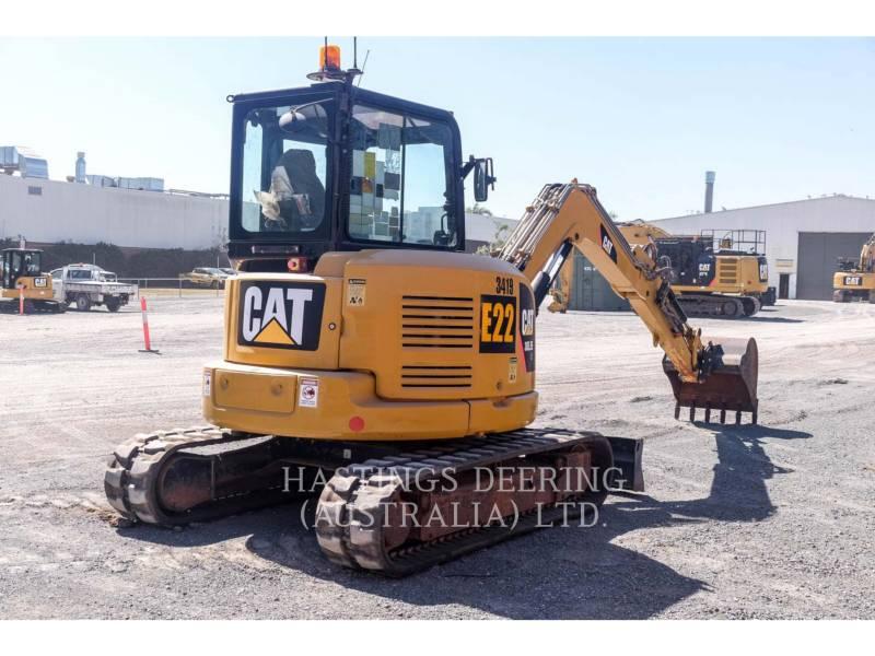CATERPILLAR TRACK EXCAVATORS 305.5E C2 equipment  photo 7