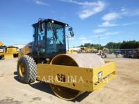 CATERPILLAR COMPACTEUR VIBRANT, MONOCYLINDRE LISSE CS64B CB equipment  photo 5