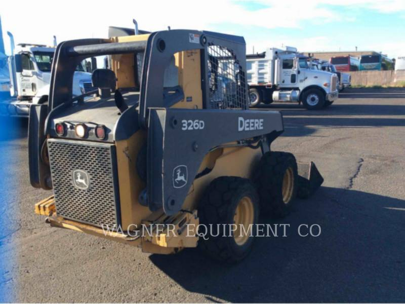 JOHN DEERE SKID STEER LOADERS 326D equipment  photo 3