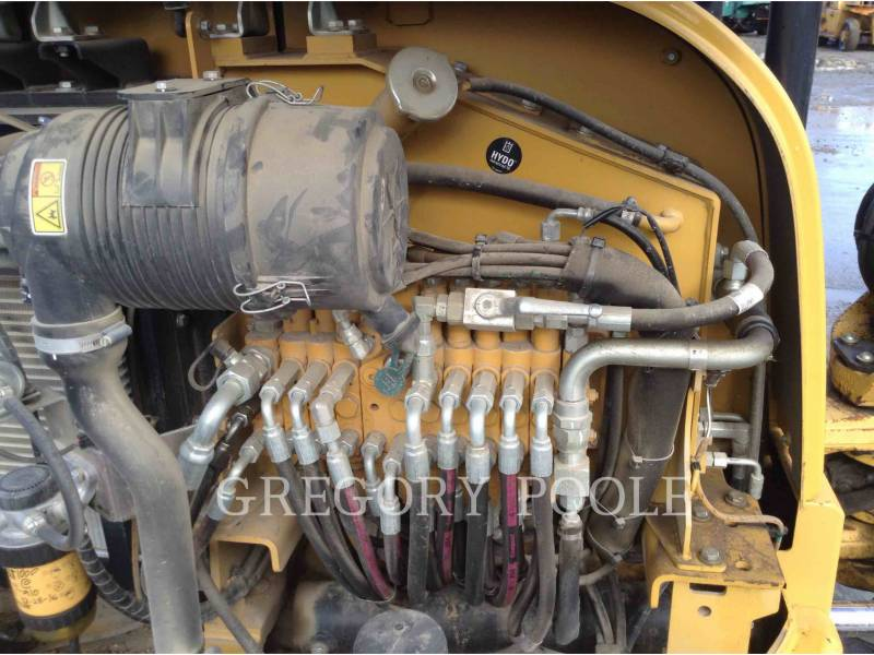 CATERPILLAR TRACK EXCAVATORS 304E CR equipment  photo 11