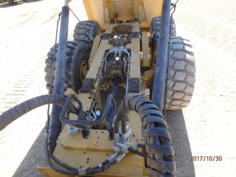 Caterpillar CAMIOANE ARTICULATE 745C equipment  photo 8