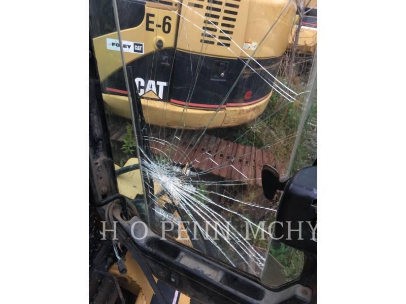 CATERPILLAR PALE CINGOLATE MULTI TERRAIN 287B equipment  photo 8