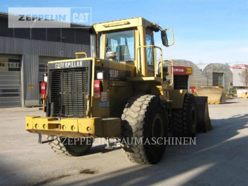 CATERPILLAR CARGADORES DE RUEDAS 950F equipment  photo 5