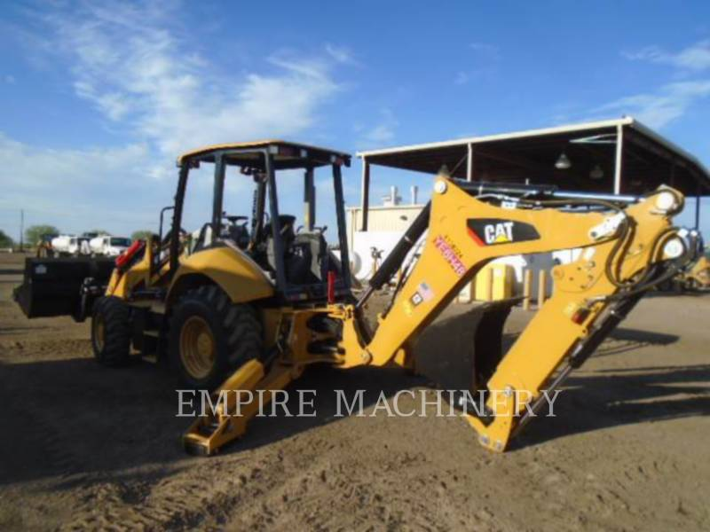 CATERPILLAR バックホーローダ 420F2IT equipment  photo 3