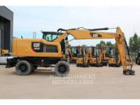 CATERPILLAR KOPARKI KOŁOWE M 316 F equipment  photo 5