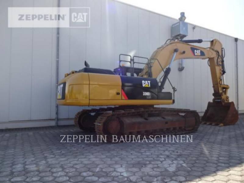 CATERPILLAR ESCAVATORI CINGOLATI 336D2L equipment  photo 4