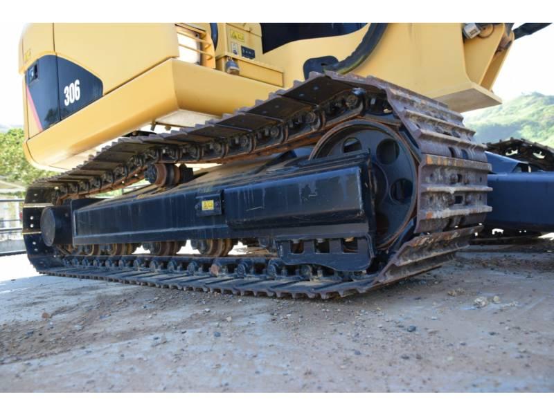 CATERPILLAR TRACK EXCAVATORS 306 equipment  photo 10