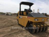 CATERPILLAR GUMMIRADWALZEN CW14 equipment  photo 3