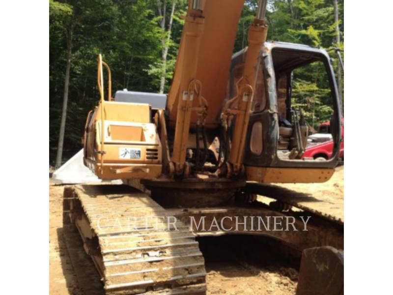 CASE/NEW HOLLAND TRACK EXCAVATORS CASE CX330 equipment  photo 1