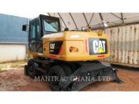 CATERPILLAR EXCAVADORAS DE RUEDAS M317 D2 equipment  photo 4