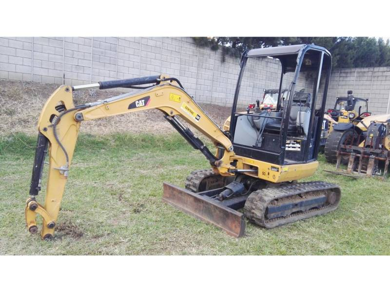 CATERPILLAR トラック油圧ショベル 302.7DCR equipment  photo 8