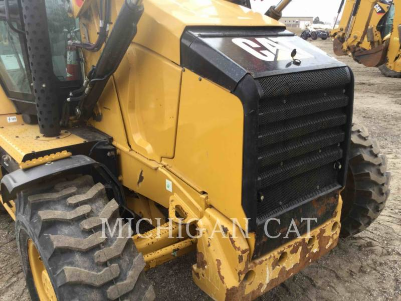 CATERPILLAR BAGGERLADER 430FST equipment  photo 12