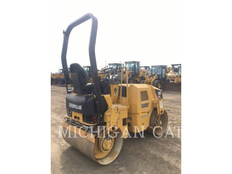 CATERPILLAR COMPACTEURS TANDEMS VIBRANTS CB24 equipment  photo 4